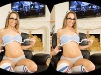 The GFE Collection - Sexy Gamer Part 1 HologirlsVR Kimmy Granger VR porn video vrporn.com