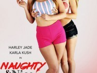 Naughty & Nice - VR Threesome with Karla and Harley NaughtyAmericaVR vr porn video vrporn.com virtual reality