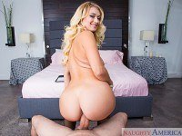Closing the Deal - Busty Blonde Real State Agent Porno NaughtyAmericaVR Natalia Starr vr porn video vrporn.com virtual reality