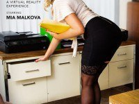Naughty Office - Fucking My Hot Boss Mia Malkova NaughtyAmericaVR vr porn video vrporn.com virtual reality