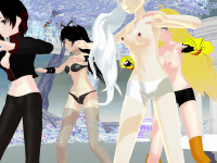 RWBY Body to Body VRAnimeTed vr porn game vrporn.com virtual reality
