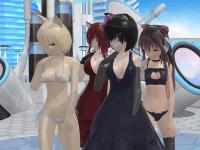 Calibre Neko Party VRAnimeTed vr porn game vrporn.com virtualreality