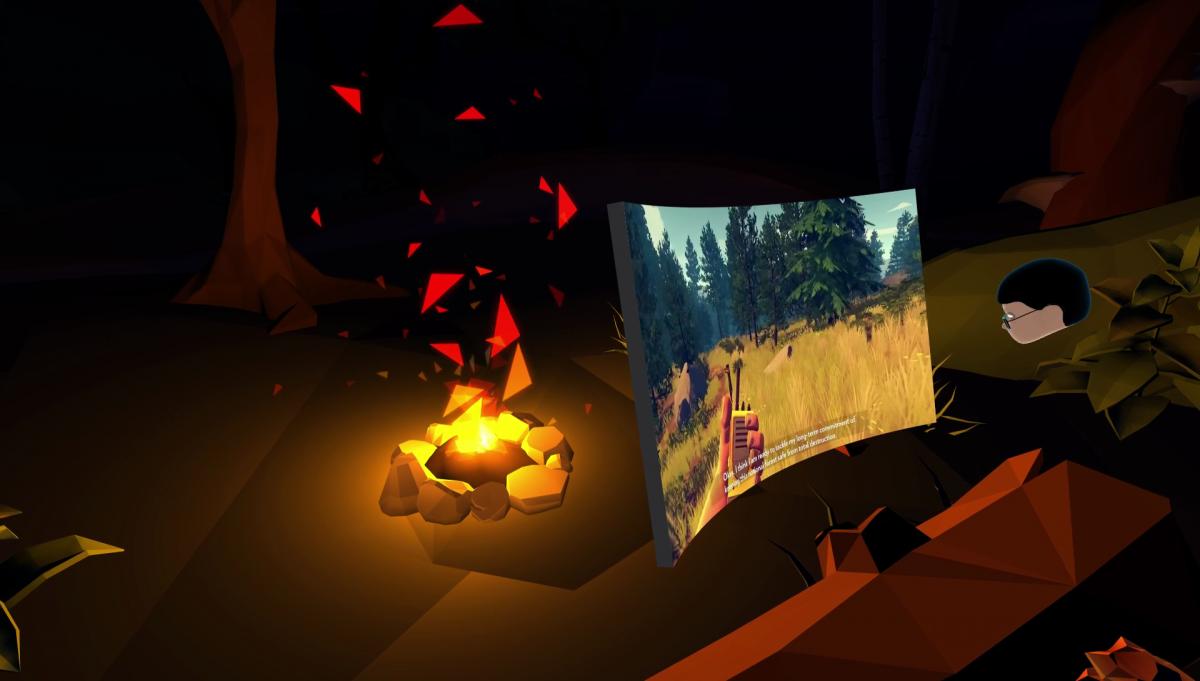 Full PC Desktop in VR using 'BigScreen' uploadvr.com VR Porn Blog virtual reality