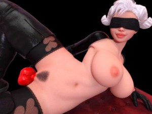 Horned Solo Fapsphere CGIgirl vr porn video vrporn.com virtual reality