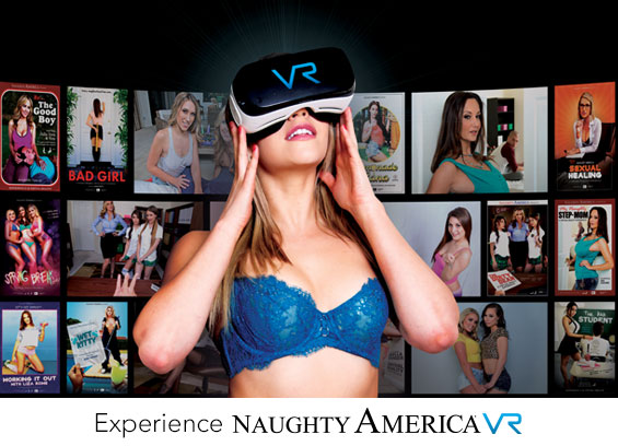 A XXX VR Virgin's Naughty America Review VR Porn Blog virtual reality