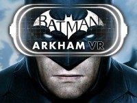 Batman Arkham PSVR: Gotham Immersion Realized VR Porn Blog virtual reality