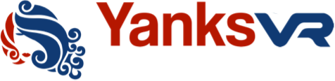 yanksvr vr porn studio logo vrporn.com virtual reality