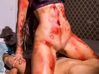 Halloween Special: Deathcam virtualrealporn Miss Brooklyn Blue Juan Lucho VR porn video vrporn.com