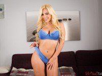 GalleryCautionCurves ahead Virtualtaboo Blondie Fesser vr porn video vrporn.com virtual reality
