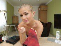 The Horny Secretary VR3000 Cayla Lyons vr porn video vrporn.com virtual reality