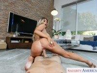 My Hot Gardener Wife NaughtyAmericaVR Kayla Kayden Ryan Driller vr porn video vrporn.com virtual reality