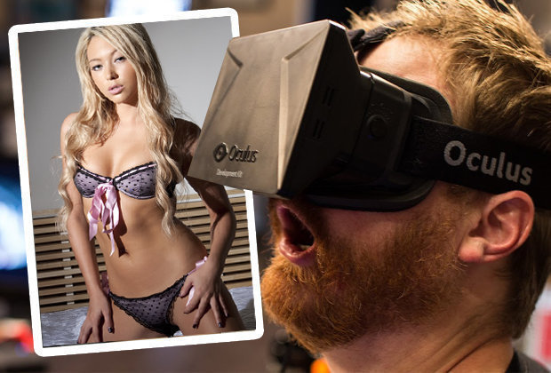 VR Porn vs Augmented Reality Porn dailystar.co.uk vr porn blog virtual reality