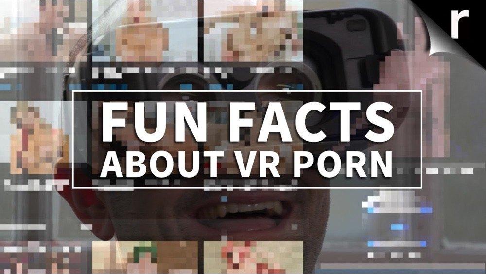 fun facts vr porn recombu vrporn.com virtual reality