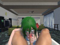 Premium POV Singles: Gumi VRAnimeTed HentaiGirl VR Porn game vrporn.com virtual reality