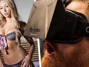 VR Set to Finally Merge Gaming and Porn dailystar.co.uk vr porn blog virtual reality