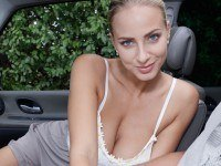 Car Sex Adventure HoliVR Nathaly Cherie vr porn video vrporn.com virtual reality