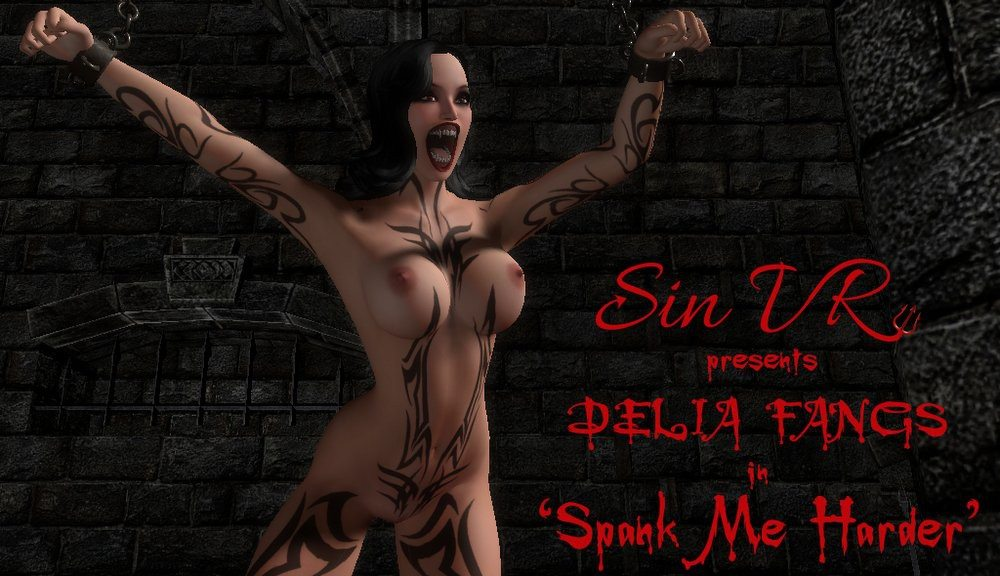 spank me harder sinvr vr porn blog virtual reality