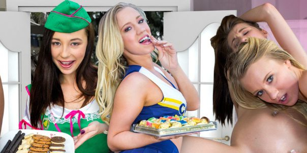 threesome reviews girl scouts wankzvr vr porn blog virtual reality