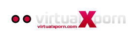 virtualxporn vr porn studio logo vrporn.com virtual reality