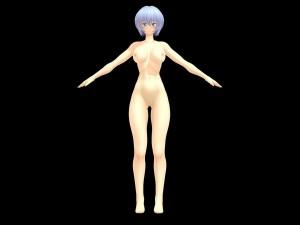Model - Cirno [Touhou] Lewd FRAGGY Hentaigirl vr porn game vrporn.com virtual reality