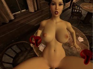 Full Body Interactivity SinVR rodeo girl vr porn game vrporn.com virtual reality