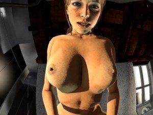 Tomb Raider - Lara Croft Riding - KDE Lewd FRAGGY HentaiGirl vr porn video vrporn.com virtual reality