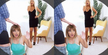 threesome reviews mother daughter dilemma vrbangers vr porn blog virtual reality