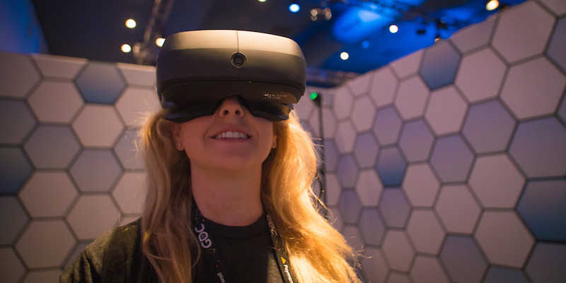 LG's Steam VR Headset First Prototype is Out uploadvr vr porn blog virtual reality