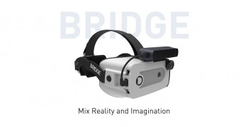Occipital's Bridge Headsets Brings Mixed Reality to iPhone arnews.tv vr porn blog virtual reality