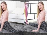 Skinny Contortion Teen VirtualXPorn Nimfa vr porn video vrporn.com virtual reality