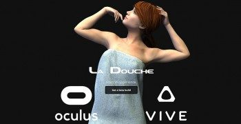 la douche adult vr game review znelarts vr porn blog virtual reality