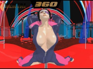 SFV Juri Han in 360° HotVR vr porn video vrporn.com virtual reality