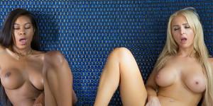 black girl white girl vrbangers vr porn blog virtual reality
