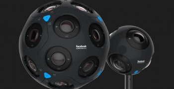 facebook unveils new surround 360 cameras with 6 dof vr blog virtual reality