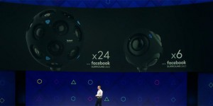 facebook unveils new surround 360 cameras with 6 dof vrfocus vr blog virtual reality