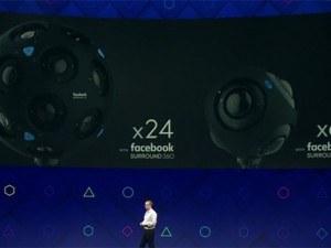 facebook unveils new surround 360 cameras with 6 dof vrfocus vr blog virtual reality