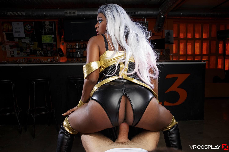 Ebony milf jasmin webb and babe ella hughes fucked deeply - 2 part 9