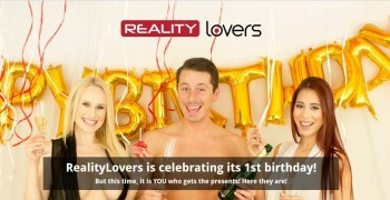 realitylovers birthday special realitylovers vr porn blog virtual reality