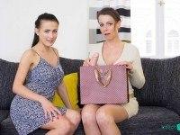 Caroline Ardolino & Nicole Love – Gift For Stepmother Czechvr Caroline Ardolino Nicole Love vr porn video vrporn.com virtual reality