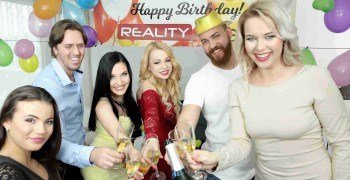 orgy reviews anniversary of reality lovers realitylovers vr porn blog virtual reality