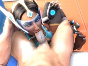 Symmetra Takes Care Of Your Needs Symmetra DarkDreams vr porn video vrporn.com virtual reality