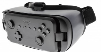 nyko's playpad vr is a new official gaming console for samsung gear vr nyko vr blog virtual reality