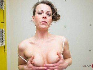 Sexy MILF Sitting On Your Face czechvr Caroline Ardolino vr porn video vrporn.com virtual reality