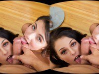 Ass for Grass wankzvr Adria-Rae, Megan-Sage vr porn game vrporn.com virtual reality