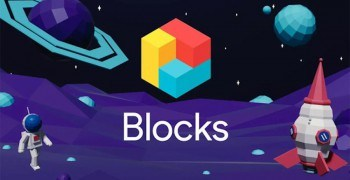 Google Announces 'Blocks', a 3D Modelling Tool in VR Google vr blog virtual reality