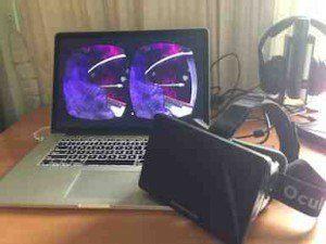 apple oculus vr rift setup