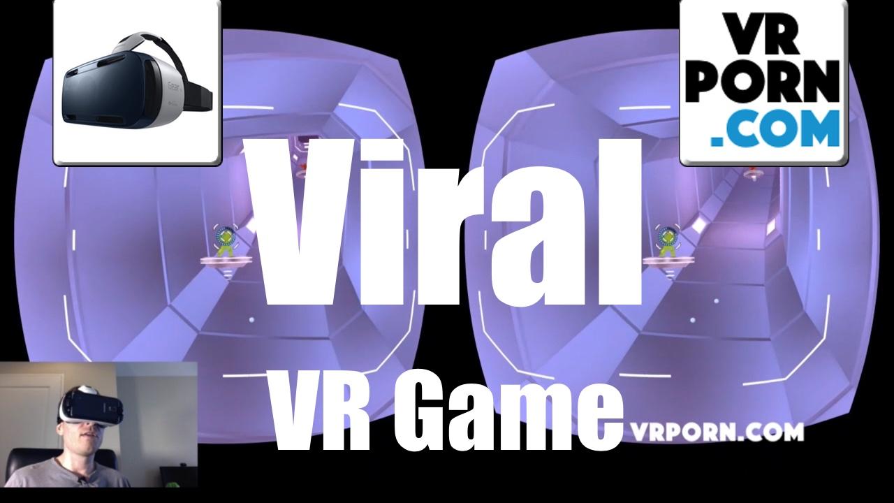 Viral VR Game VRPorn.com Samsung Gear VR