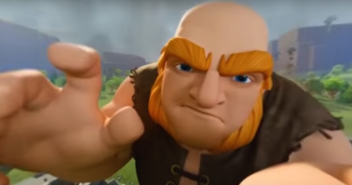 Clash of clans porn game