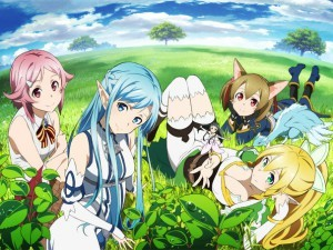 Sony Preparing a Virtual Reality RPG for the Playstation VR? Sword Art Online VR Porn Blog virtual reality