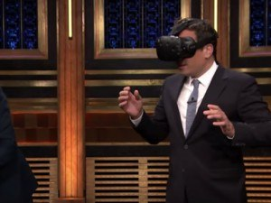 Jimmy Fallon Gets Blown Away by Virtual Reality VR Porn Blog virtual reality